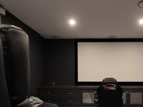 Home Theatre - Designer Carpet